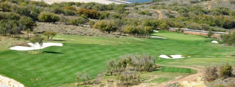 Outlaw Golf Club - Hideout