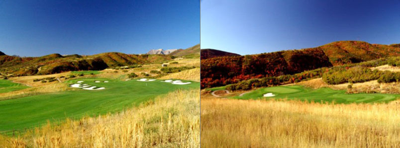 Soldier Hollow Golf - Gold Course