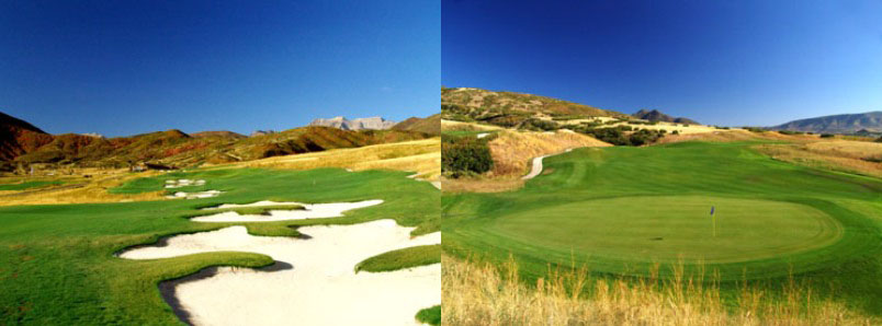 Soldier Hollow Golf - Silver COurse