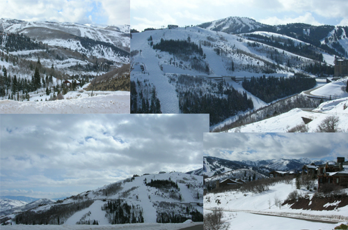 Snowtop at Deer Crest Real Estate Park City